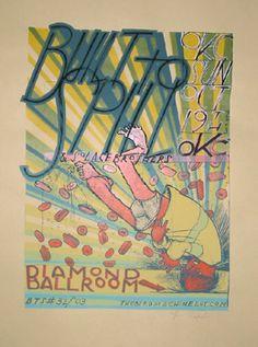 built to spill  with solace brothers  diamond ballroom, oklahoma city, 10/19/03 - Jay Ryan