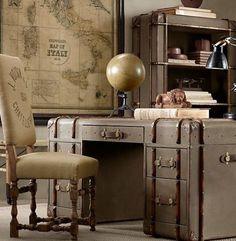 Coffee shop lounge interior design zeospot for Who manufactures restoration hardware furniture