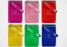 CHANEL IPHONE GIRLY CASES...SS14