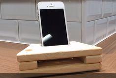端材で作れるiPhoneスピーカー!#DIY #iphone #iphoneスピーカー