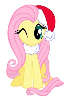 Winter Fluttershy by lonewolf3878.deviantart.com on @DeviantArt