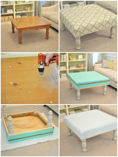 50 DIY Furniture Projects with Step by Step Plans Furniture Makeover DIY DIY Furniture plans Projects Step Diy Furniture Table, Diy Furniture Hacks, Refurbished Furniture, Repurposed Furniture, Furniture Makeover, Cheap Furniture, Garden Furniture, Furniture Nyc, Furniture Websites