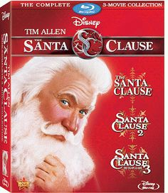One of my favorite Holiday movies is The Santa Clause. I haven't seen it in years and I'm truly excited to see it again and this year see it with my kids. Not only that but they will get to watch