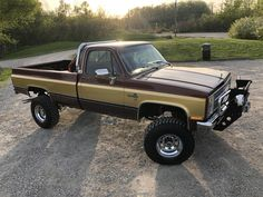 old trucks chevy Vintage Chevy Trucks, Custom Chevy Trucks, Chevy Diesel Trucks, Chevy Pickup Trucks, Gm Trucks, Chevrolet Trucks, Cool Trucks, Dually Trucks, Chevrolet Blazer