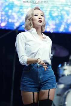Hwasa, this is deadly