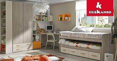 #Cama #nido en #Alicante #Dormitorio #Juvenil o #Infantil disponible en varios #colores con infinidad de combinaciones y precio
