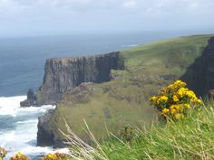 Cliffs of Mohr -Ireland trip