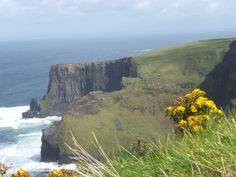 Cliffs of Mohr -Ireland trip