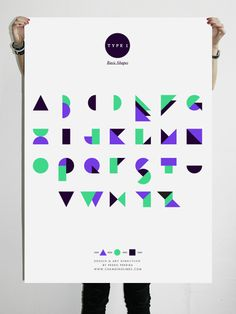 Get inspired with this amazing collection of typography poster designs - Pedro Pereira is an art director and graphic designer from Lisbon who is the founder of Changing Li - Festival Logo, Typography Love, Typography Poster, Japanese Typography, Branding Design, Logo Design, Graphic Design, Design Web, Shape Design