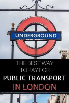 Travelling to London? Learn which is the best way to pay for public transport - Oyster or Contactless!