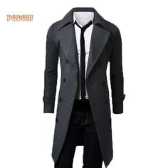 2017 Trench Coat Men Lapel Neck Long Sleeve Wool Winter Autumn Men Casual Medium Long Jacket Business Formal Smart Suit Coats http://thegayco.com/products/2017-trench-coat-men-lapel-neck-long-sleeve-wool-winter-autumn-men-casual-medium-long-jacket-business-formal-smart-suit-coats?utm_campaign=crowdfire&utm_content=crowdfire&utm_medium=social&utm_source=pinterest