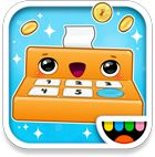 Toca Store – Are you trying to teach Life Skills, pretend play to ASD kids, then this is the app for you Ipod Touch, Educational Apps For Kids, Educational Websites, Teaching Life Skills, Teaching Tools, Math Skills, Teaching Ideas, Iphone, App Play