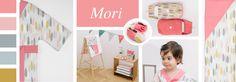Colección para niña Mori