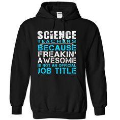 Science Teacher #sunfrogshirt