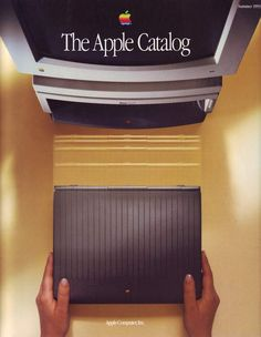 The Apple Catalog, Summer 1993.