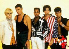 Duran Duran Liberty era