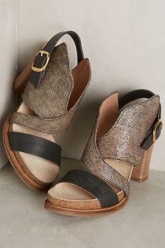 Coqueterra Sanne Heels - anthropologie.com - Size 8
