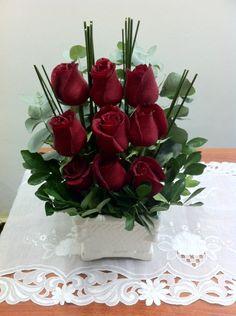 Grande Amor de Deus: Arranjos de flores