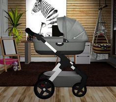 toddler high chair seat accent chairs under 150 2 lana cc finds - car by lena sims | ts4 room sets nursery pinterest find cars, ...
