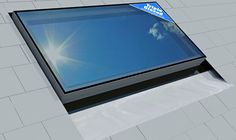 Luxlite™ Fixed Pitched Roof Windows - Roof Maker 70 Degrees, Extension Designs, Side Return, Roof Window, Guernsey, Roof Light, Natural Light, Windows, Ramen