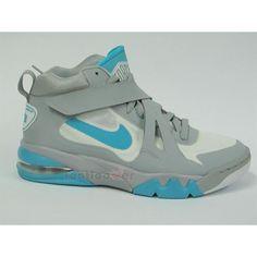 Mens Nike Air Force Max CB Hyperfuse 616761 002 basketball shoes Charles  Barkley