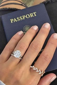 show off your engagement rings 2