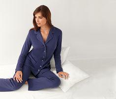 Dvoudílné dámské pyžamo
