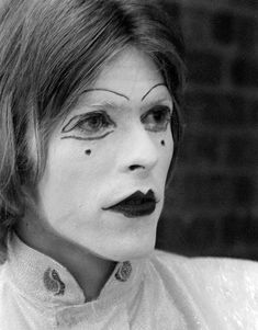 May 1968: 'David Bowie in Mime' at the Middle Earth Club in Covent Garden, London