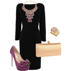 """Night Time"" by ebudd on Polyvore"