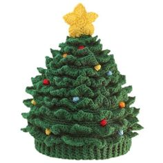 Spend Money Online » Blog Archive » Christmas Hat: Green Chenille... ❤ liked on Polyvore featuring accessories, hats, green hat and christmas hats