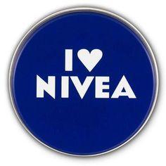 I ♥ NIVEA. #nivea #ilovenivea