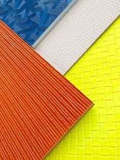 Pannelli per l'arredamento collezione Texture verniciati. www.voicetec.it
