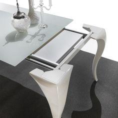 Tavolo da pranzo allungabile design moderno Liberty