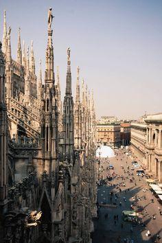 Duomo di Milano  author:Thomas Ritzerfeld              Autor: Thomas Ritzerfeld
