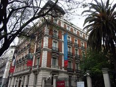 Palacetes de Madrid: CASA PALACIO DE LA DUQUESA DE MEDINA DE LAS TORRES...Paseo de Recoletos, 23 c/v  C/Almirante, 29.  Agustín Ortiz de Villajos,1881-1884. Reformado en 1910.  Actual sede de la Fundación Mapfre