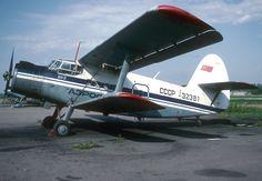 11 April 1976 - an An-2TP (CCCP-09675) Crashed into mountainous terrain amid bad…