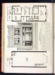 Building design, building plans, building a house, vintage house plans, ant Building Plans, Building A House, Building Design, Store Plan, Vintage House Plans, Antique House, Sims House, Shop Plans, Kit Homes