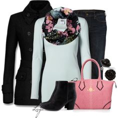 A fashion look from January 2013 featuring Vero Moda tops, Mexx and Citizens of Humanity jeans. Browse and shop related looks.
