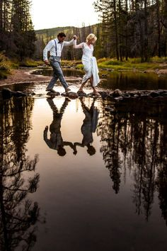 Vail Wedding Inspiration Piney River Ranch Aldabella Photography | Via…