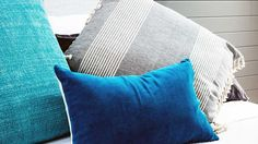 In Pictures: How cushions can set off a room | The Block Glasshouse | 9Jumpin