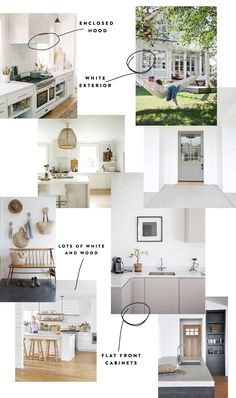 Tips on Designing your own home from The Fresh Exchange.