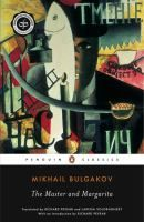 Full of pungency and wit, this luminous work is Bulgakov's crowning achievement, skilfully blending magical and realistic elements, grotesque situations and major ethical concerns. Written during the darkest period of Stalin's repressive reign and a devastating satire of Soviet life, it combines two distinct yet interwoven parts, one set in contemporary Moscow, the other in ancient Jerusalem. - See more at: http://www.buffalolib.org/vufind/Record/1852263/Reviews#tabnav