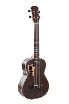 Amazon.com: Caramel CT500 Rosewood Tenor Acoustic Electric Ukulele: Musical Instruments