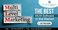 Nanoarch Software is one of the leading mlm software company in india develop mlm plan software at affordable price.