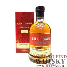 Buy Kilchoman The Kilchoman Club 2nd Release 2008 5 year old Whisky Online | HTFW