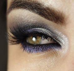 Tutorial – maquiagem metálica com a Vice Palette 2