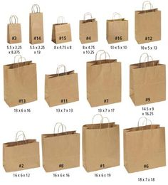 Paper Shopping Bags - Kraft DIY Paper Lanterns Paper lanterns come in diverse sizes and styles and h Kraft Packaging, Paper Packaging, Bag Packaging, Packaging Design, Diy Paper Bag, Paper Gift Bags, Paper Gifts, Shopping Bag Design, Paper Shopping Bag