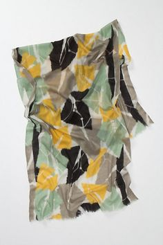 This scarf is beautiful. But also $188. Not worth it. Who do you think you are @Anthropologie ?
