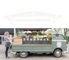Amelia's Flower Truck: so fun!