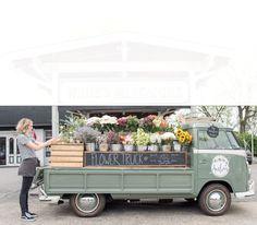 Amelia's Flower Truck: so fun!
